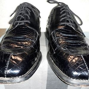 Pre-owned Stacy Adams Men Dress Shoes!